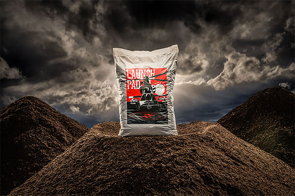 Launch  Pad Bulk Outdoor Soil Blend