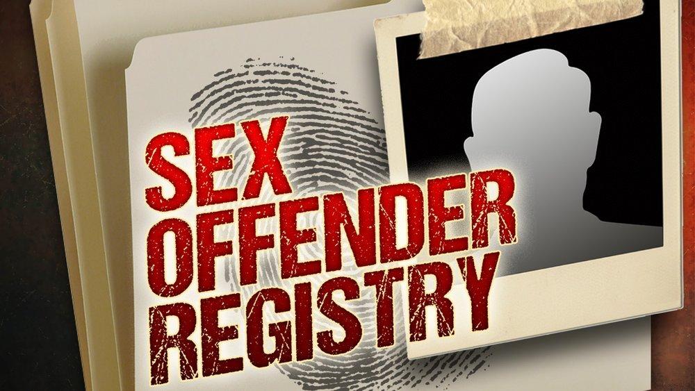 Sex Offender Registry -