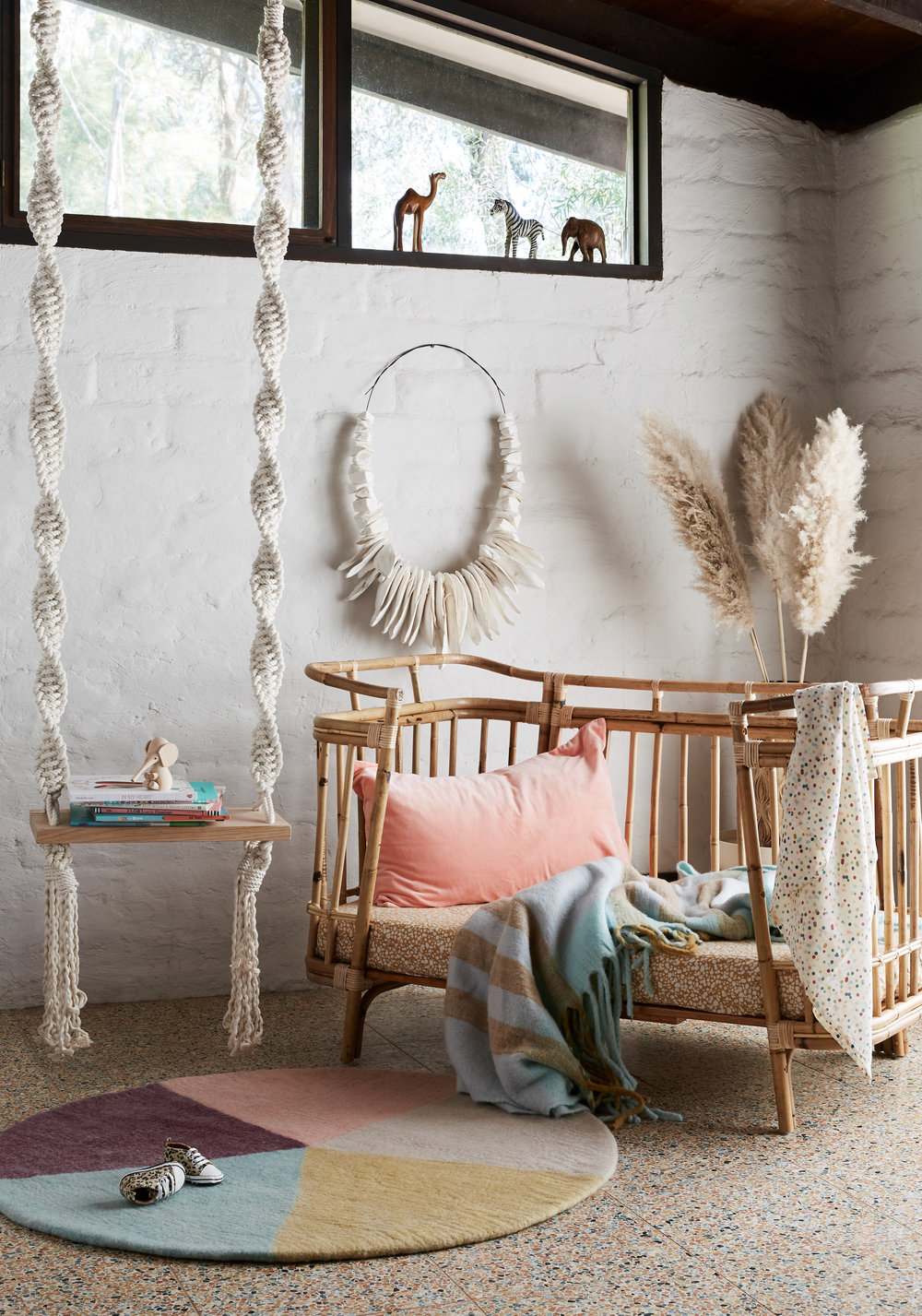 The Chubby Swing - Featured in the brand new Sage & Clare