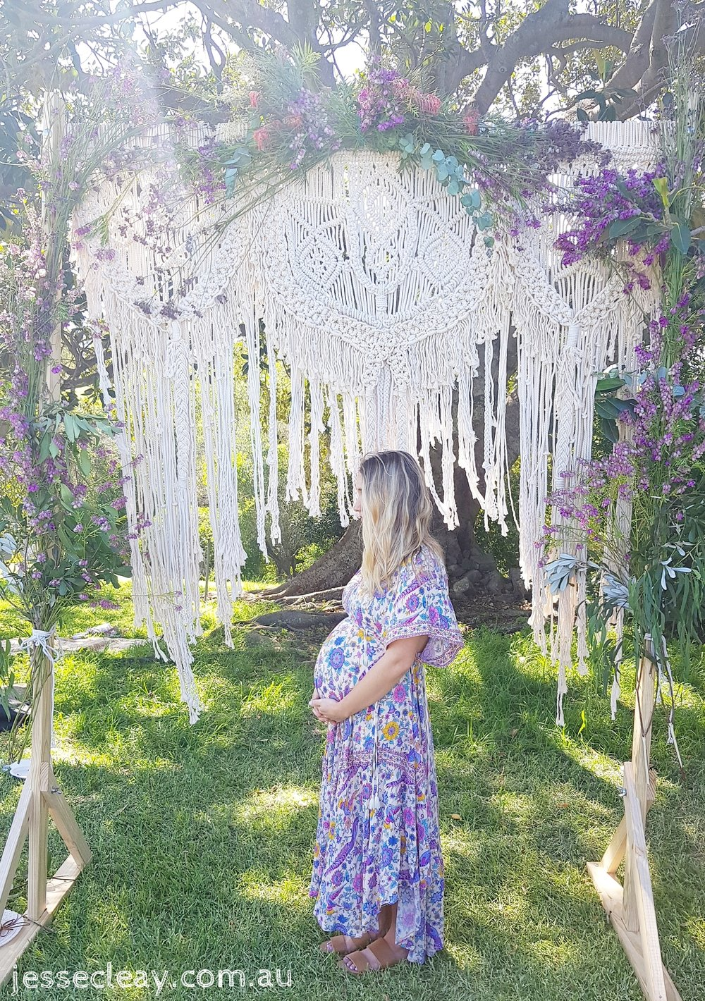 MACRAME ARBOUR - Hire for your next special event