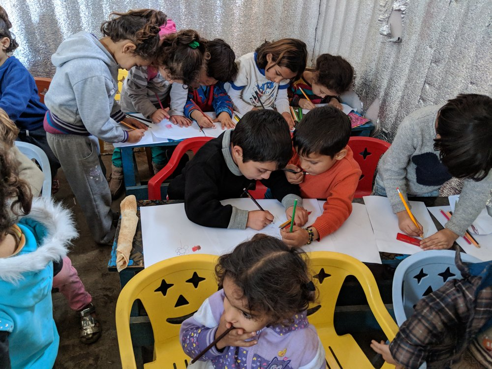 "HELP SYRIA'S KIDS: SHARING HOPE AND EDUCATION - ""Education is the most powerful weapon which you can use to change the world"" – Nelson Mandela."