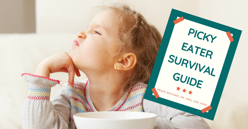 child doesn't want to eat with guide to help parents