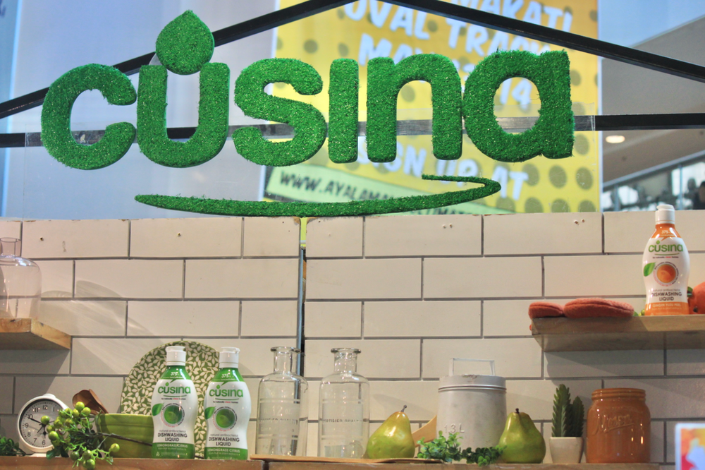 "Cusinaâ""¢ Dishwashing Liquid -"