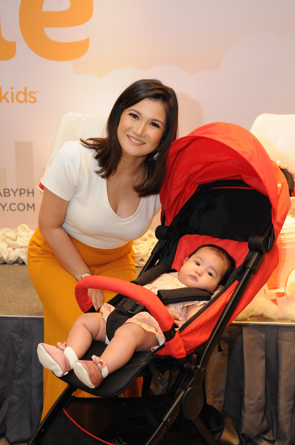 I believe that safety is important, especially when we're on the road with our children - - Camille Prats-Yambao