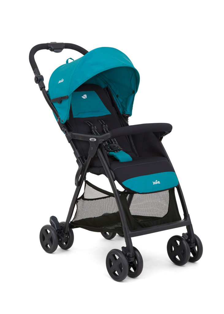 """Joie Baby Gear aireâ""""¢ lite stroller. - Probably even lighter than an average momma's handbag!"""