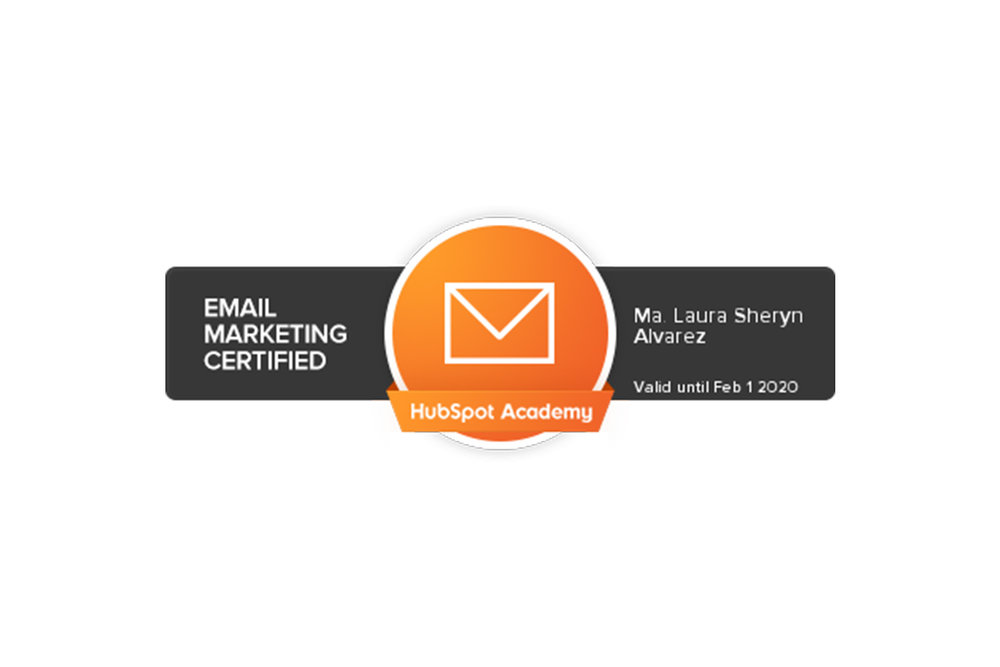 Email Marketing Specialist - Certifed Email Marketers are deemed knowledgeable of using email marketing as a sustainable channe to close leads and elight customers. She has been tested on best practices that focus on anti-spam compliance, high-converting email sends, mobile optimizatio and using established metrics to test, optimize, and improve their email marketing.