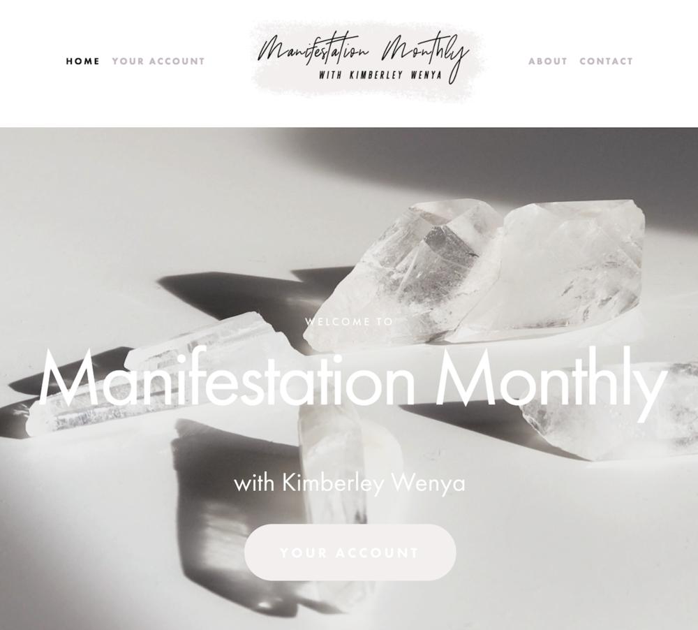 manifestation-monthly