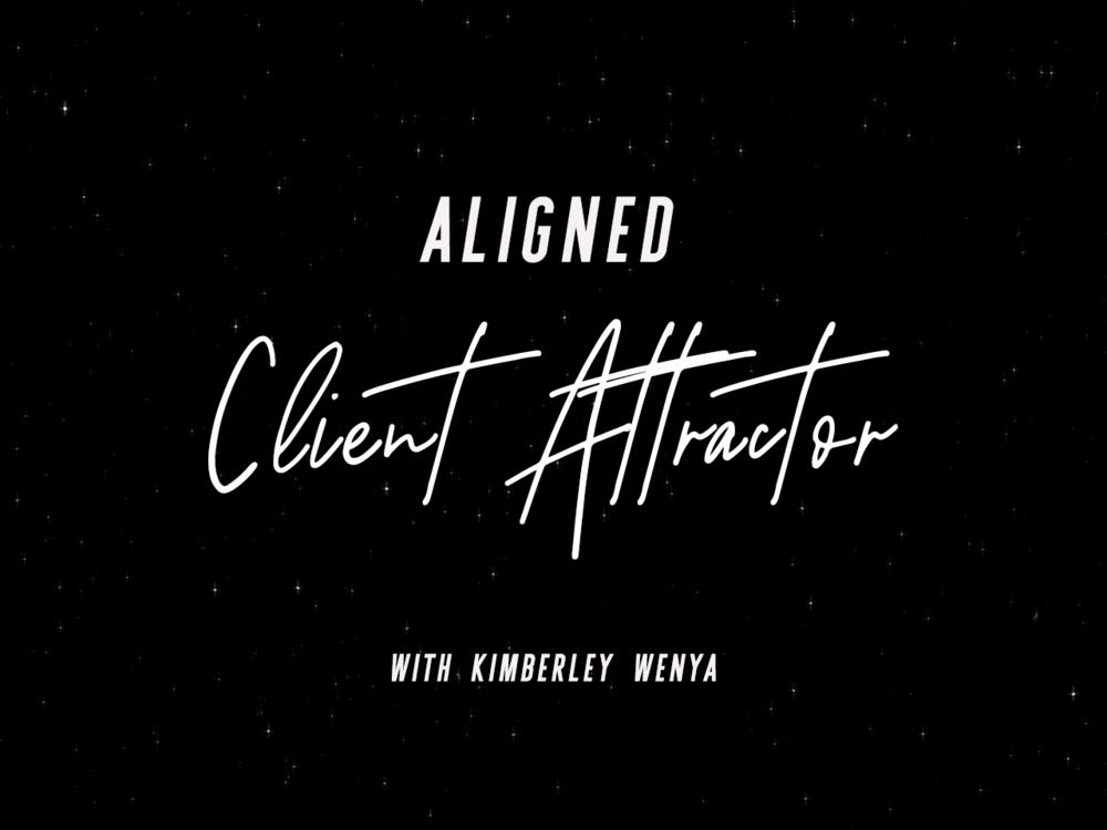 alignedclientattractor
