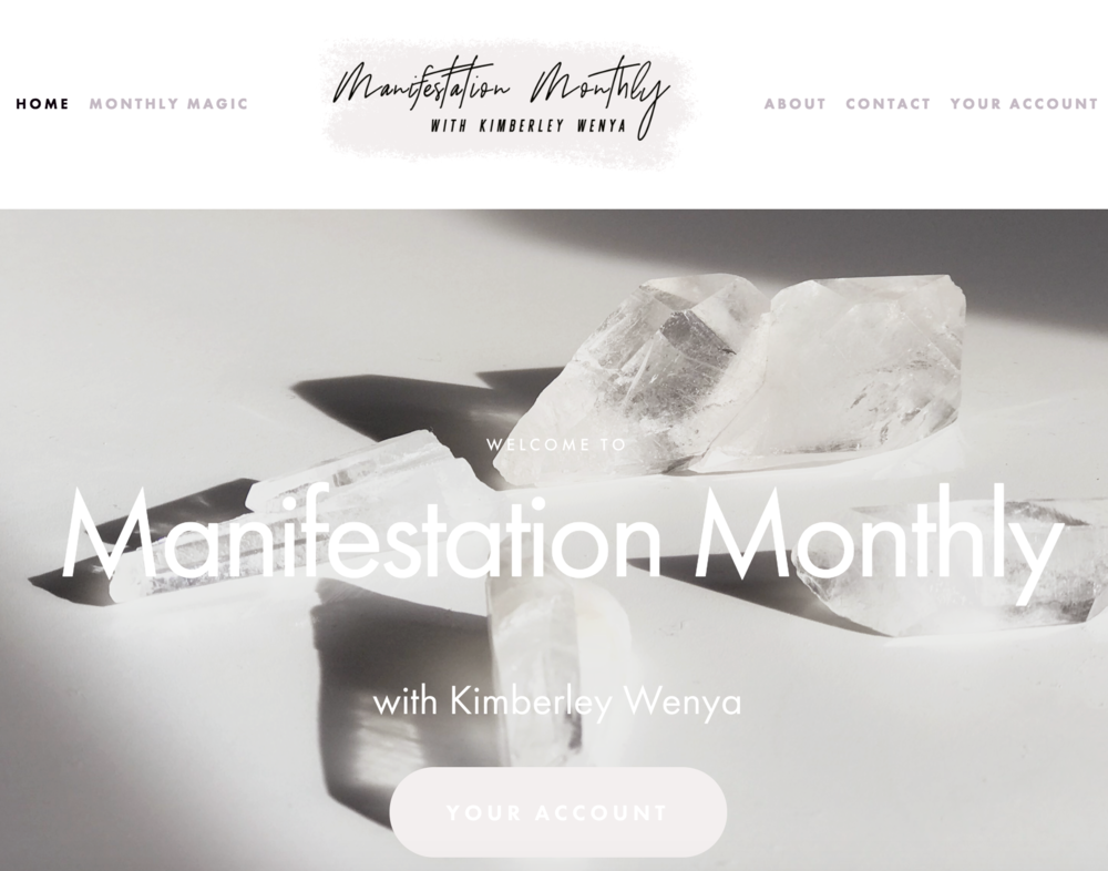 manifestation-monthly