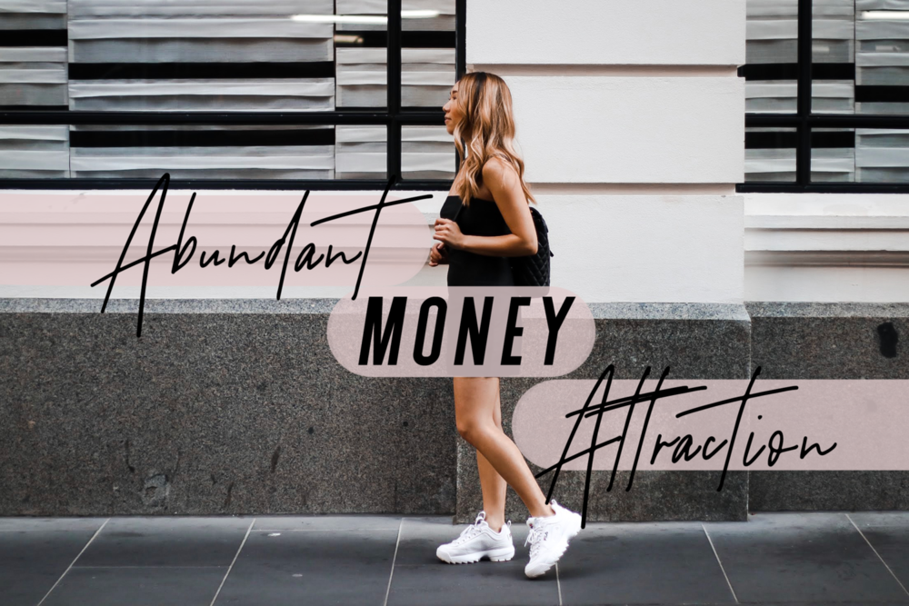 Abundant Money Attraction - Kimberley Wenya
