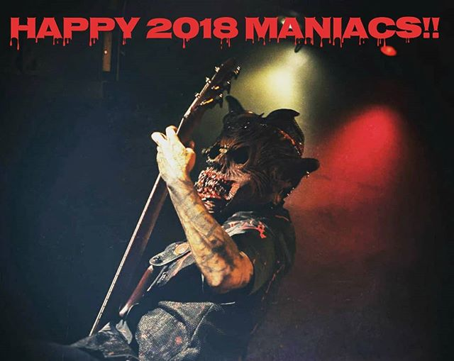 "Happy New Year Maniacs! ""Make Them Bleed"" debut album featuring guest appearances by John Moyer (Disturbed, Art Of Anarchy) & Tony Campos (Ministry, Fear Factory, Static-X). Pre-Order!  PledgeMusic: https://www.pledgemusic.com/projects/terror-universal-make-them-bleed  ITunes: https://itunes.apple.com/us/album/make-them-bleed/1323522500  #TerrorUniversal #MakeThemBleed #uponaburningbody #illnino #soulfly #machinehead #JohnMoyer #TonyCampos #january19 #MinusHeadRecords"