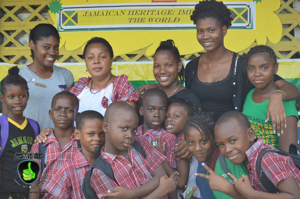 St. Andrew Primary School Jamaica Day