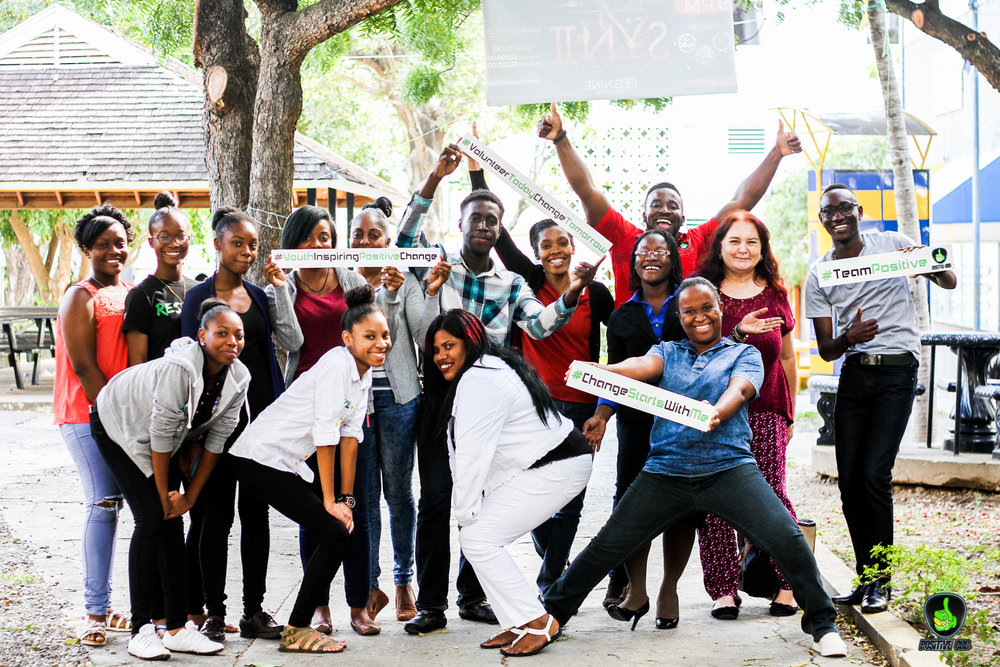 Youths Inspiring Positive Change