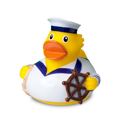 Rubber Duck Sailor