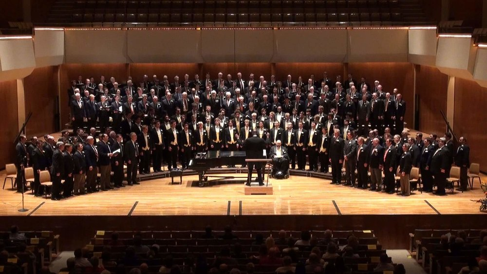 The Varsity Men's Glee Club  - University of Illinois at Urbana-Champaign
