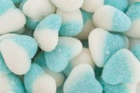 blue sour hearts -