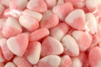pink sour hearts -