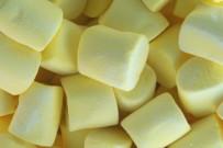 yellow marshmallow -