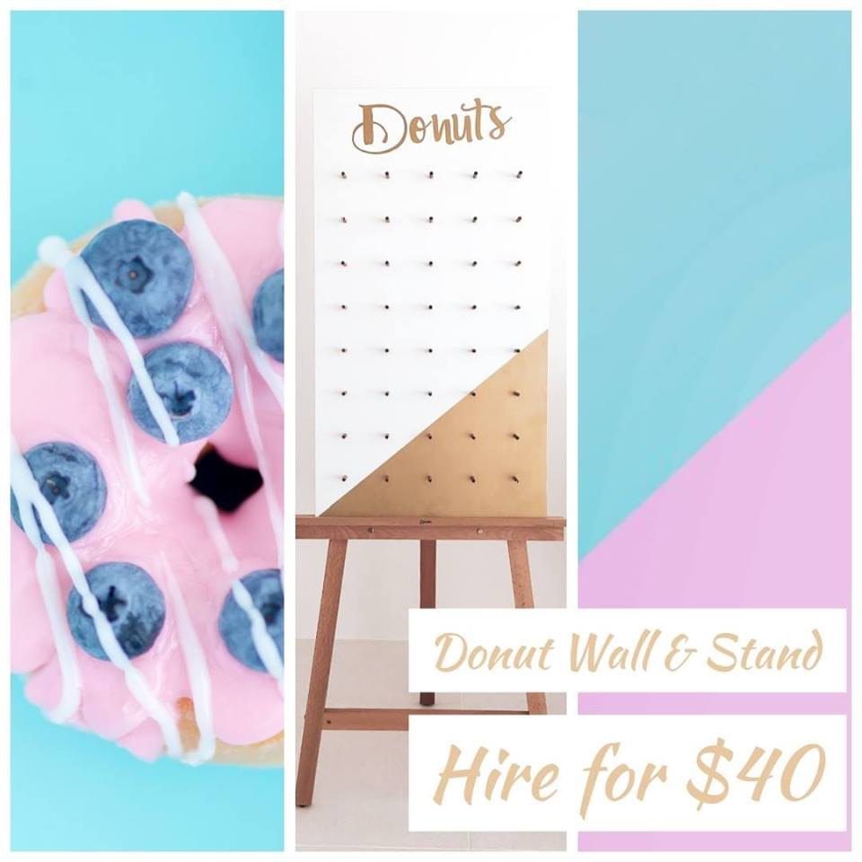 Donut Wall Hire - Perfect for all events!