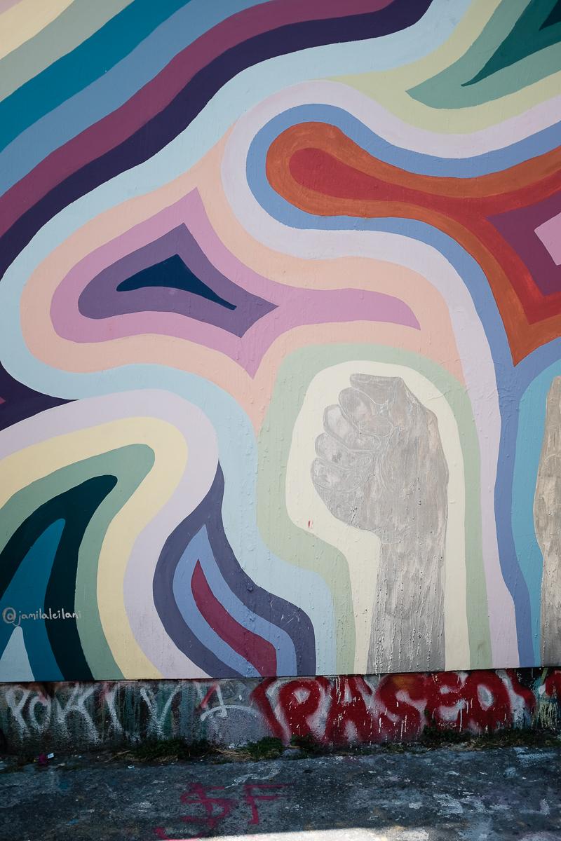 Street Mural Power