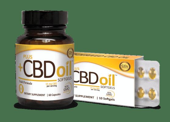 Amazing American Hemp - Buy CBD — CBD Oil Softgels - Gold Formula by Plus  CBD Oil™