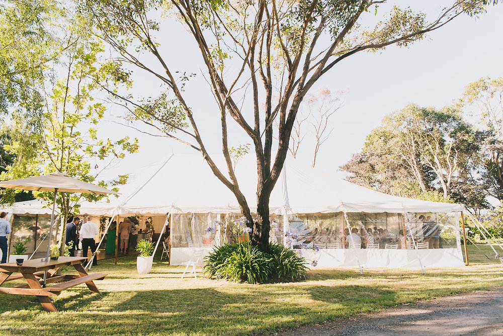 Warrnambool Peg & Pole Marquee