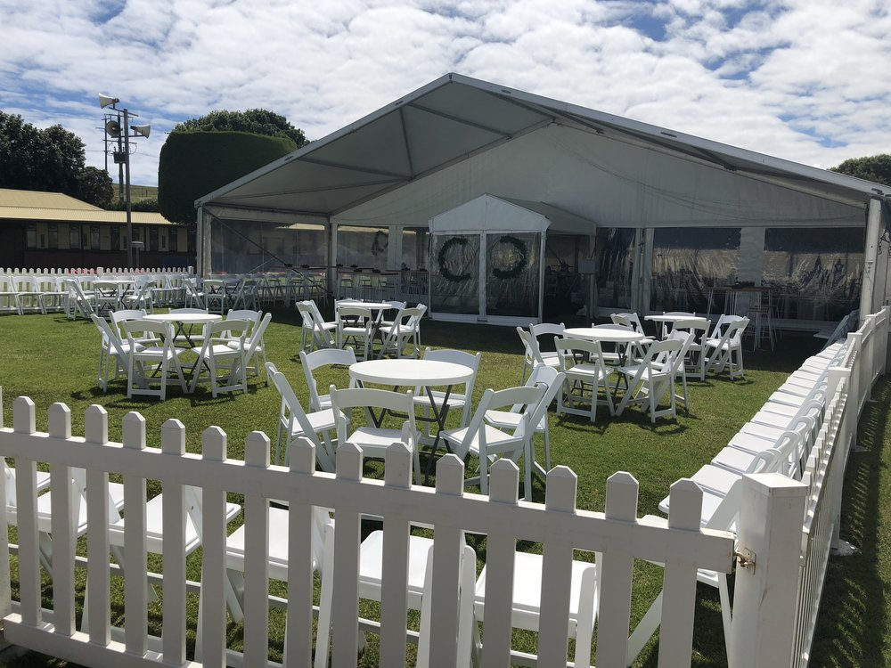 Warrnambool Party Hire | Hamilton Marquee Hire