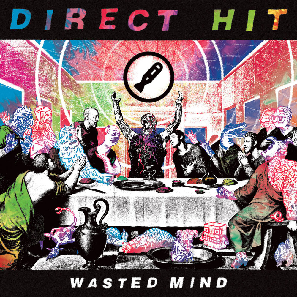 Wasted Mind - Fat Wreck Chords, 2017