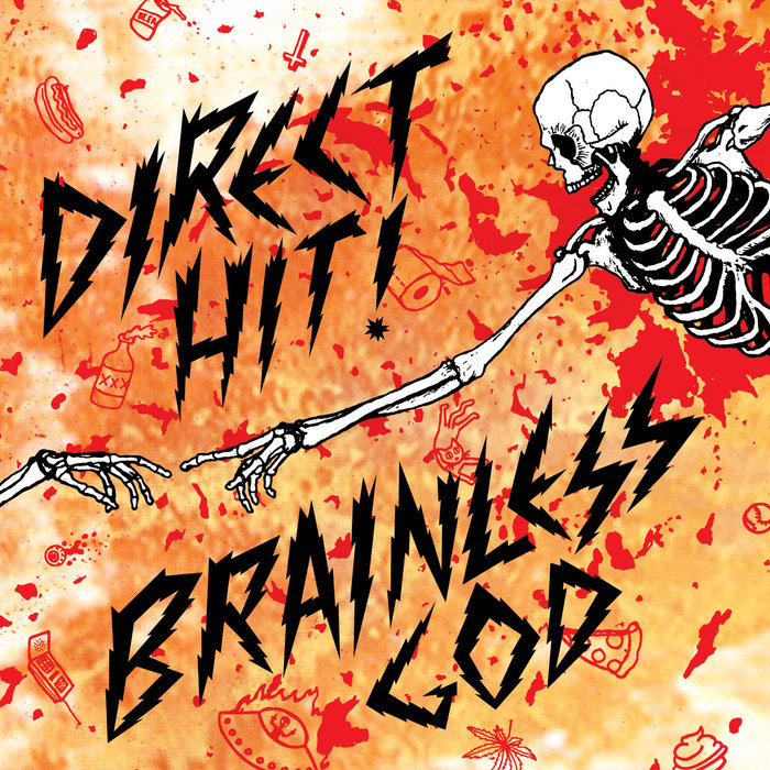 Brainless God - Red Scare Industries, 2013
