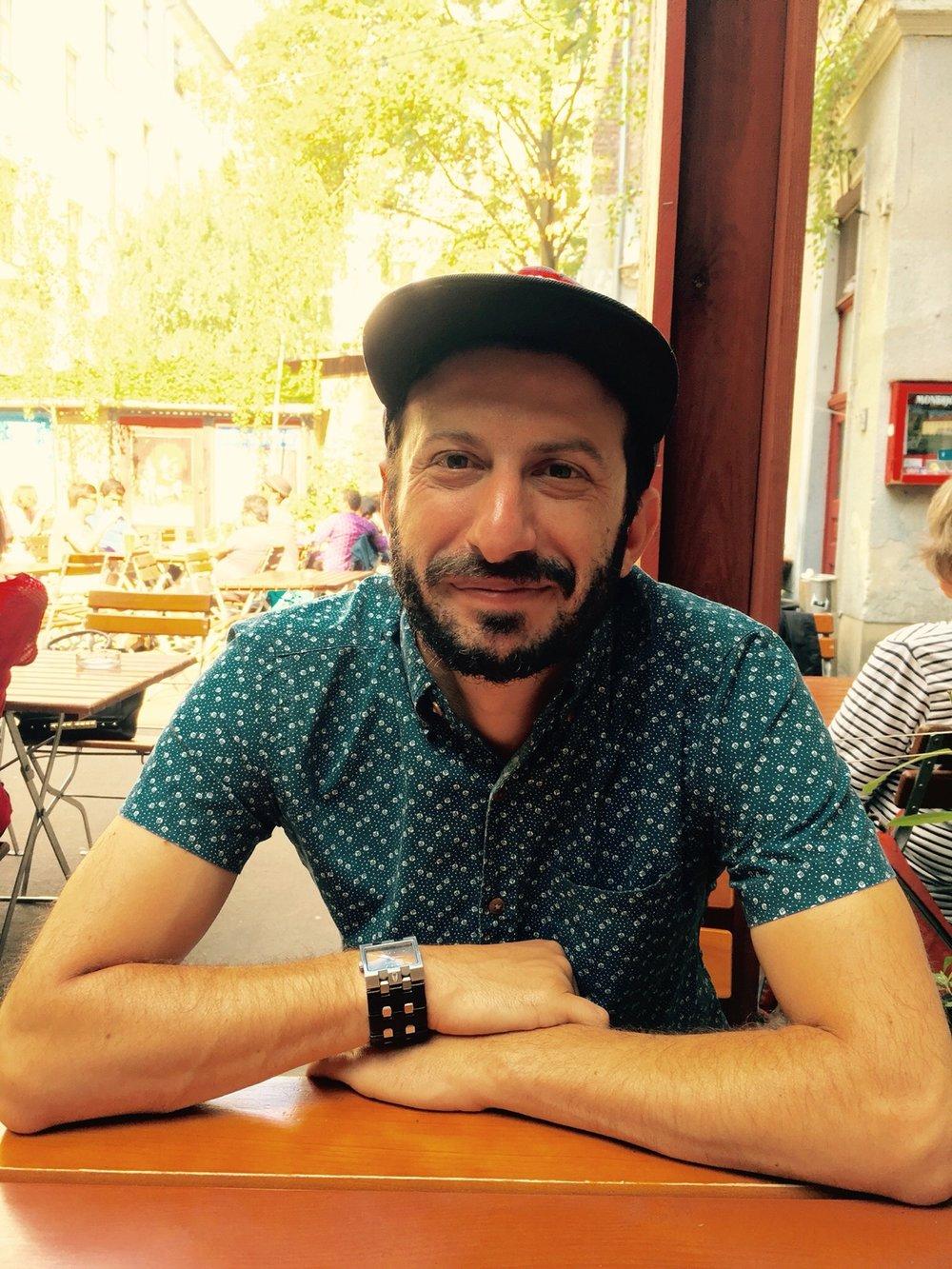 Darius Zelkha, Zeitgeist Management