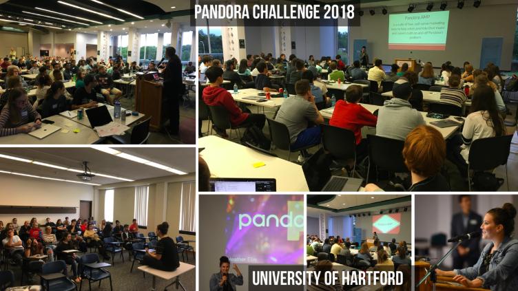 University of Hartford - September 20th, 2018