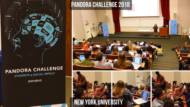 New York University - September 26th, 2018