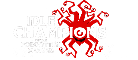 be a champion! - We've partnered with Idle Champions of the Forgotten Realms to give away codes for familiars, flavor and glory!Keep checking our Twitter feed for  what's next! PLAY HERE