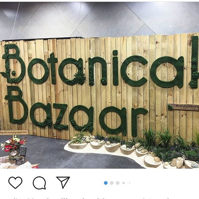 Mega excited to be @botanicalbazaar on the Gold Coast Sunday. Go check out the details for talks, workshops, stalls and heaps of family fun.  #gardenshow #gardeningpeoplearethebestpeople #ecofriendly #allthegoodstuff #sundayplans #goldcoast