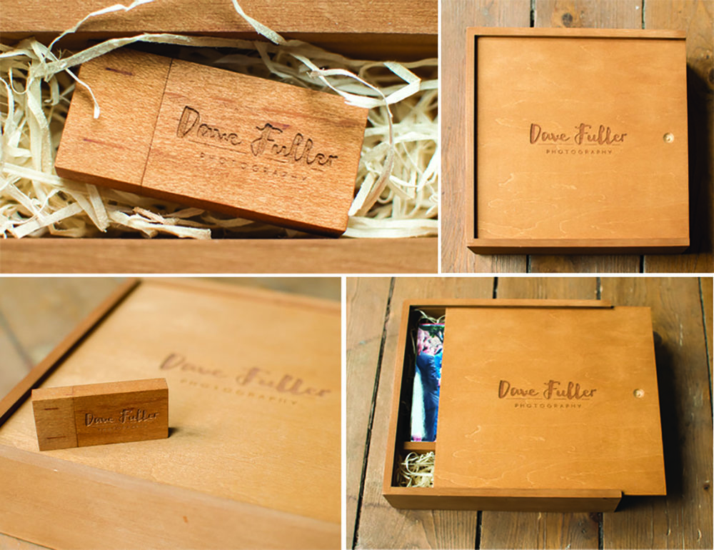 Each package includes: - - Unlimited personal consultations (this could be a phone call, text, email or via Skype)- A personal online gallery- A bespoke wooden presentation box complete with USB containing all of your beautiful images and a selection of prints
