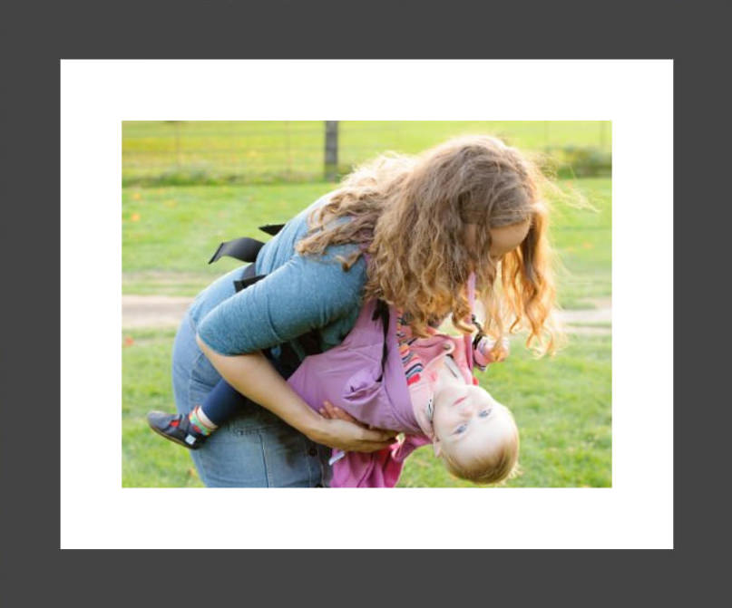 Family fun at it's best, just before sunset at Wollaton Hall in Nottingham last autumn.
