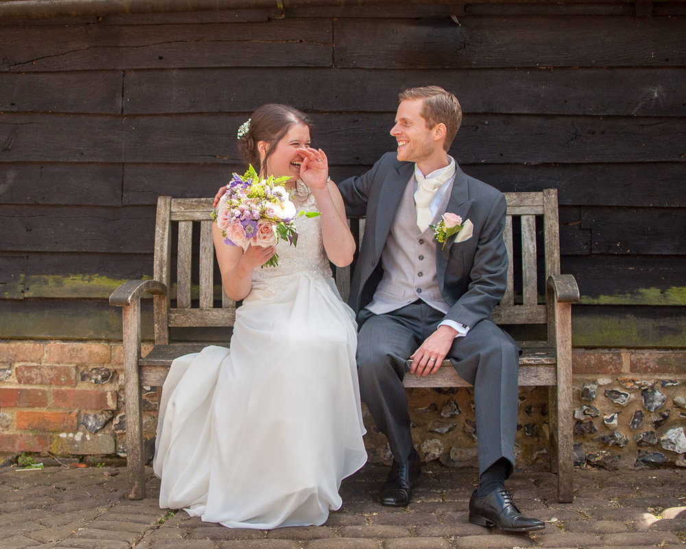 Amy and Dave were such a fun couple and had a stunning wedding at the stunning   Old Luxters Barn     in Oxfordshire.