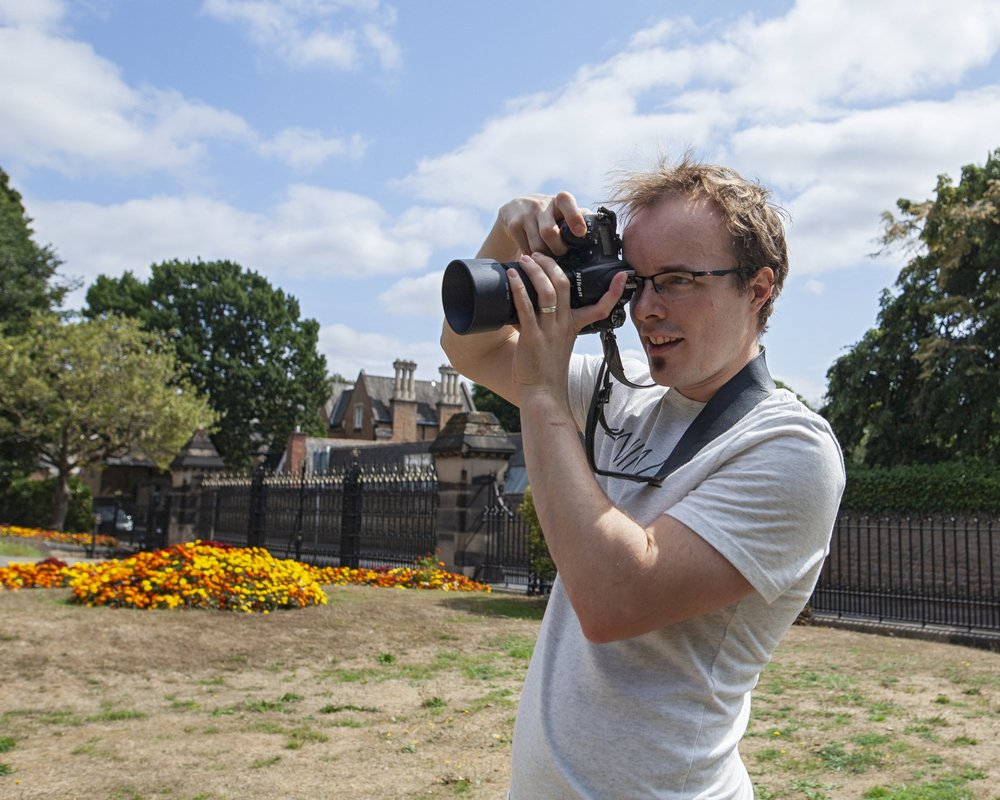I'm Dave and I'm the main photographer. I know you're nervous about how you'll look or how the kids will behave on the day. But I've got your back, I know how to make you look good and, having been a teacher for 5 years, I know how to engage children and how to keep them having FUN! Isn't that what you really want photos of?  Thanks to   Stephanie Butt Photography   for the image!