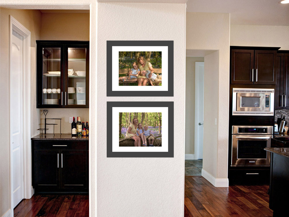 Use your images to create personal, timeless pieces of artwork for your home.