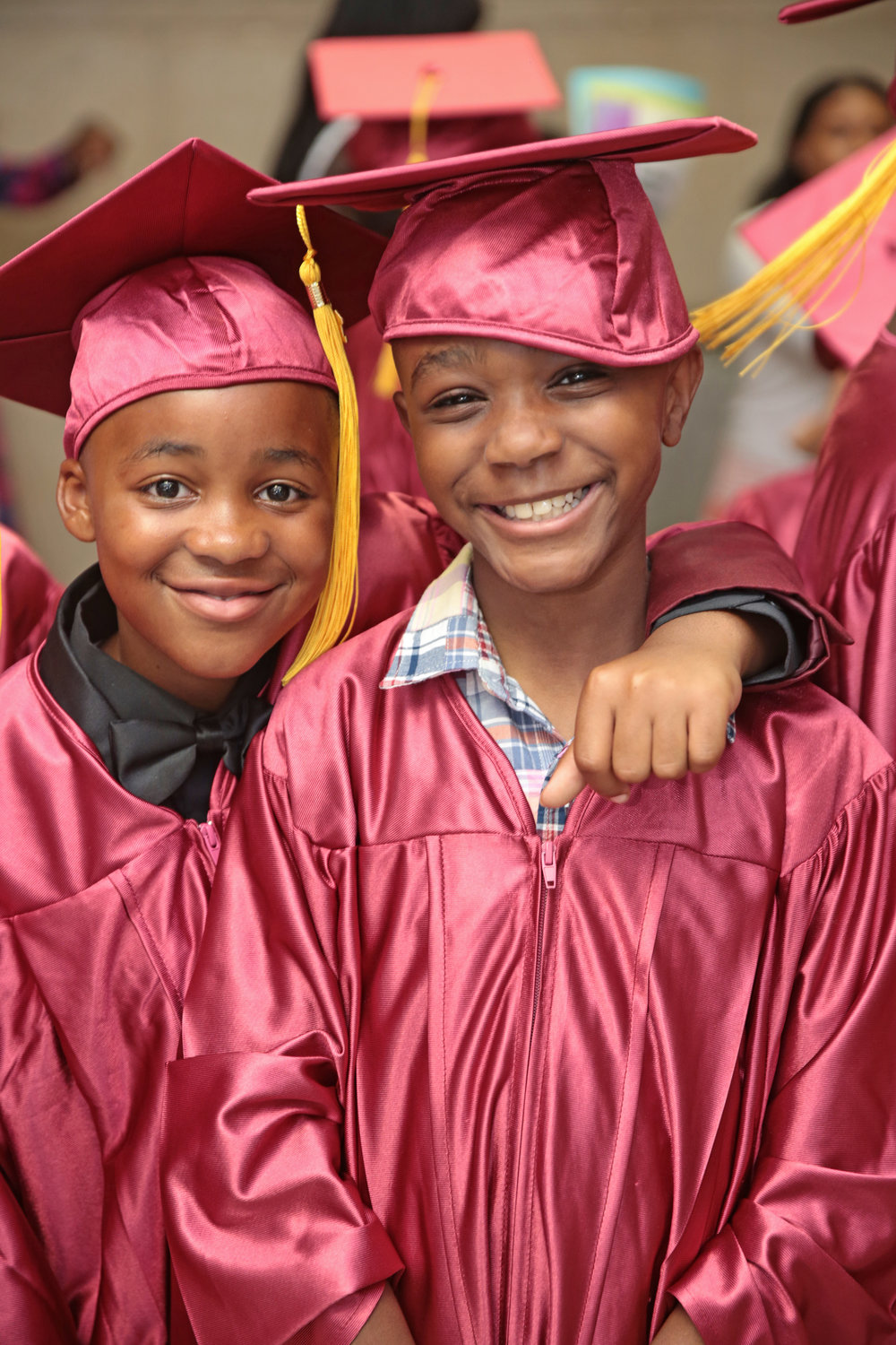 Cap & Gown Measurements - 5th Grade — Challenge Preparatory Charter ...