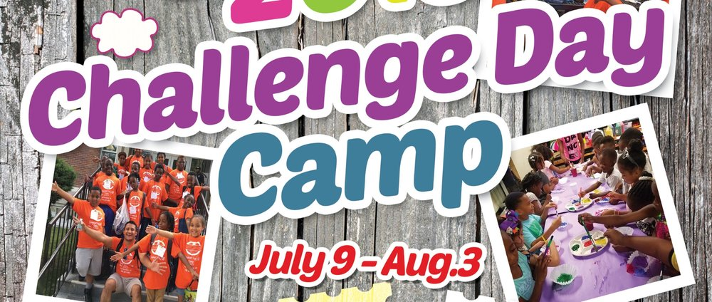Summer Day Camp for K-5 is July 9-August 3
