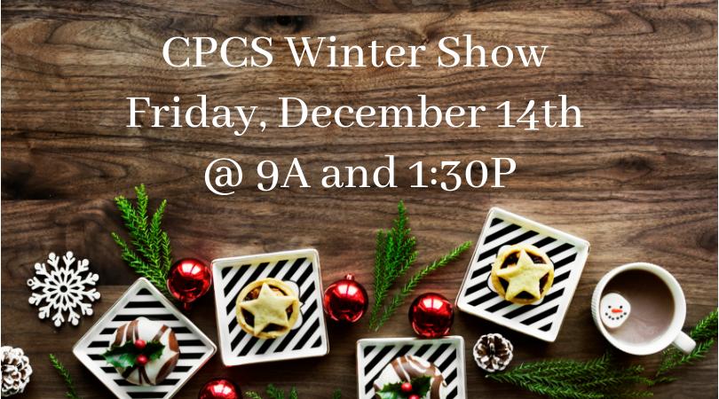 CPCS Winter Show 2018