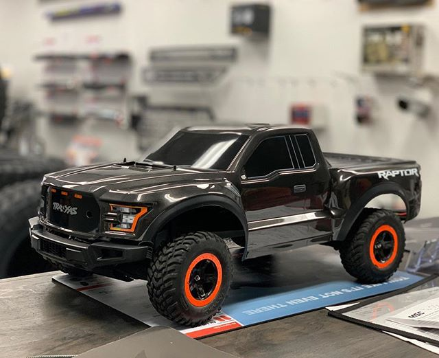 New shop truck, who dis? #gen2raptor