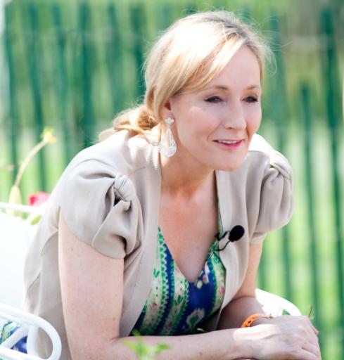 From Wiki, JK Rowling reads, White House, Daniel Ogren (CC)