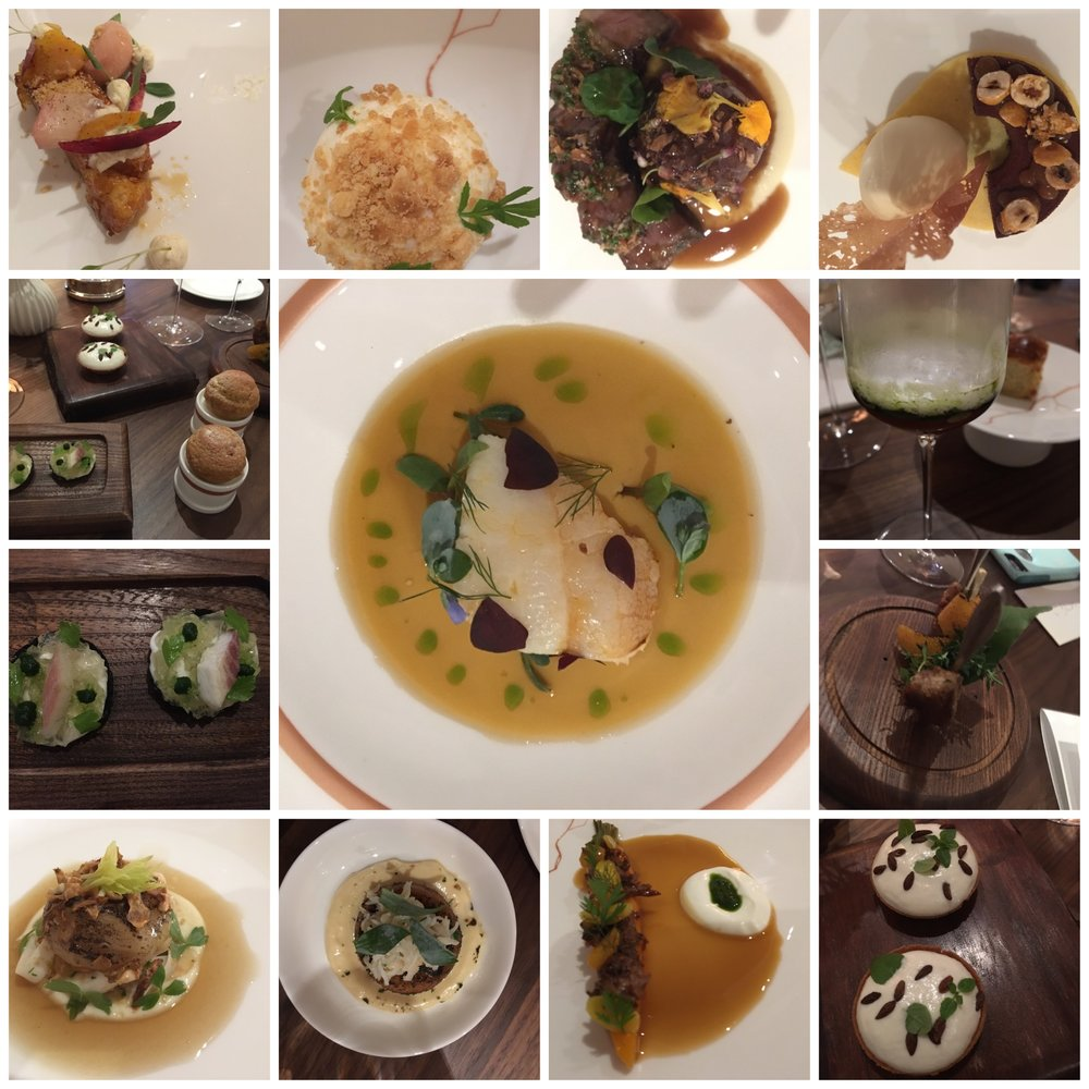 Photos of actual food served and eaten (c) B Yeoh