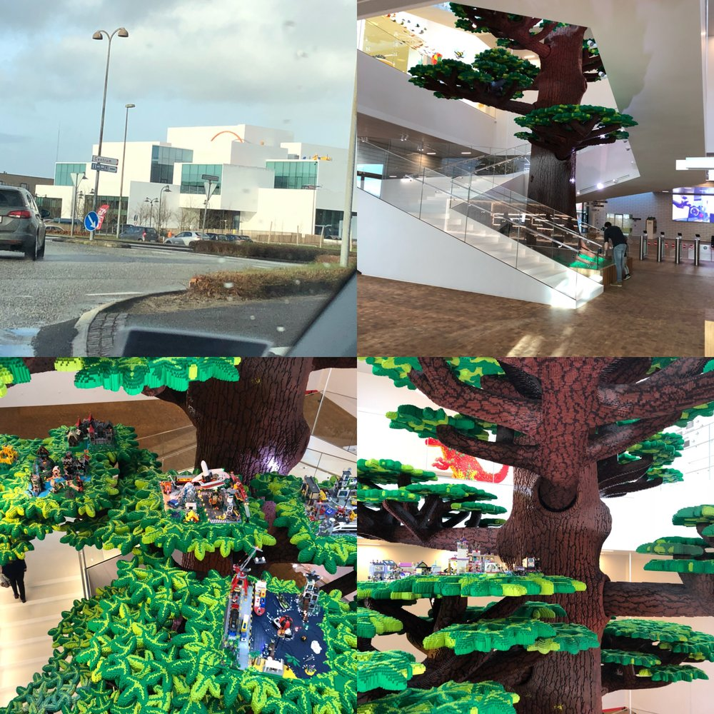 Lego House Billund Then Do Better