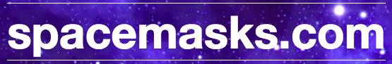 Spacemasks logo