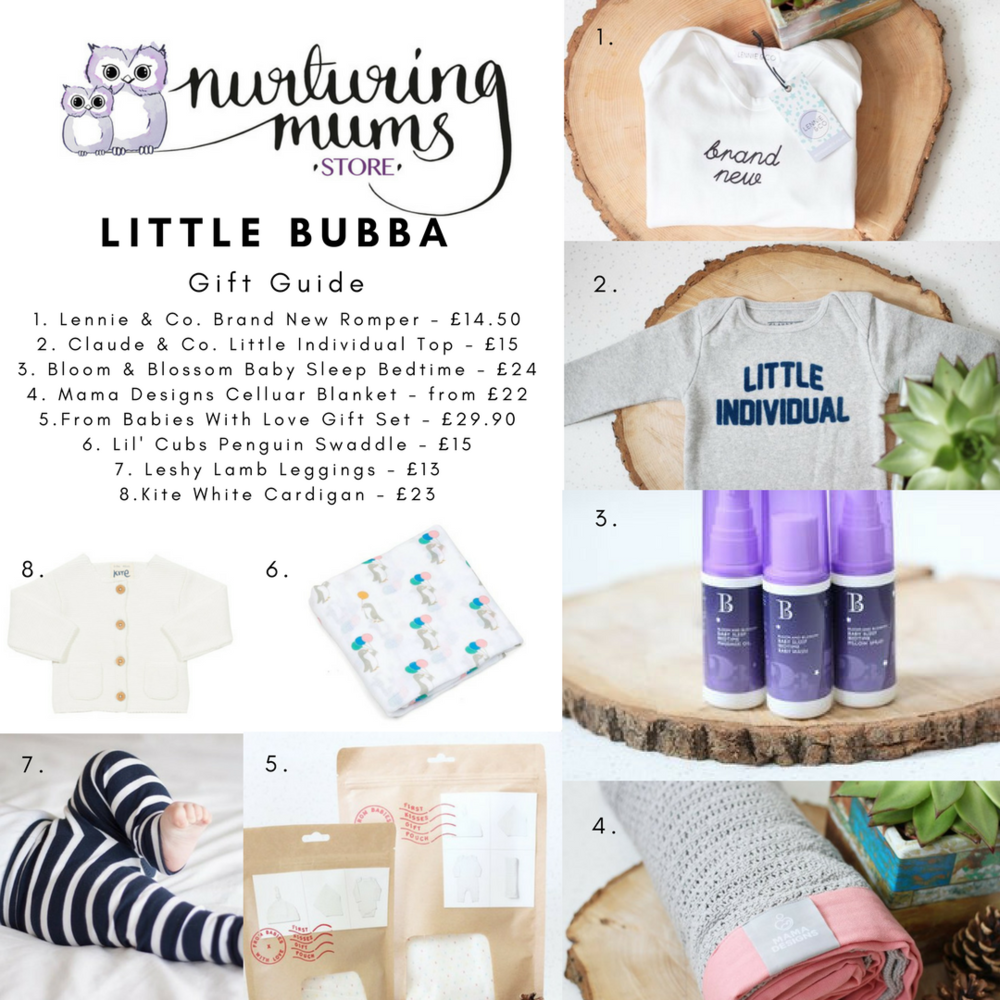 Little Bubba Gift Guide