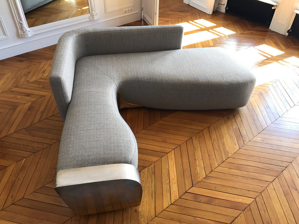 Moon Couch