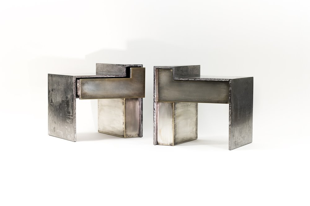 BST RLB Bedside tables, 2018